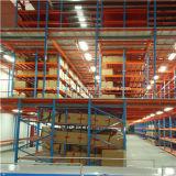 Q235 склада стальных платформ Мезонин стеллаж системы