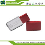 Fashional Crytal de 8GB de memoria USB Flash logotipo impreso 32GB (MT16).