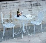 Muebles de exterior Mesas y Sillas de metal plegable