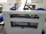 Machine van de Gravure van 1290 Laser van de stof de Draagbare Scherpe