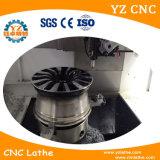 Wrc28V Diamant-Ausschnitt-Legierungs-Rad-Reparatur CNC-Drehbank-Maschine