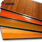 Olhar madeira Painel Composto de alumínio (AE-303)