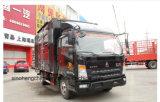 2017 جديدة [4.2م] [4إكس2] [هووو] شاحنة من النوع الخفيف عمليّة بيع حارّة!