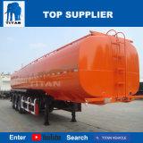 Titan 36000 litros Tanque de combustible semi remolque cisterna de aceite de camiones cisterna de combustible