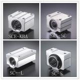 Unidade deslizante linear SBR16luu SBR20luu SBR25luu SBR30luu SBR40luu