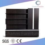Mobiliário de escritório moderno Armário para armazenamento de baixa Fichário de madeira (CAS-FC1805)