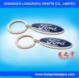 Metal Car Logo Metal Crafts Fabricante Cheap Custom Fashion Keychain