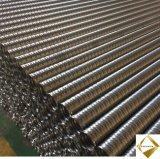 Precio del acero pretensado Conducto ondulado