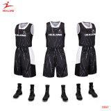 デザインのカスタム昇華バスケットボールジャージー