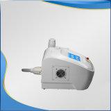 Thérapie de la chaleur douleurs au dos de la machine d'onde de choc