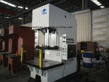 Máquina 630t de la prensa hidráulica de la columna del C-Marco de la serie Yw41 sola