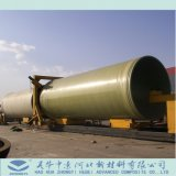 Hochdruck- und korrosionsbeständige GRP Rohre