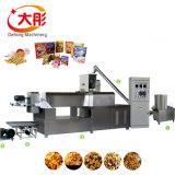 De Graangewassen die van het Ontbijt van Cornflakes de Lopende band van de Machine maken