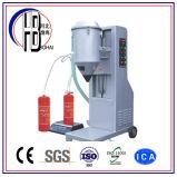Machine de test de pression de cylindre d'extincteur pour le remplissage d'extincteur
