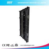 最もよい価格P4.81mm 500mmx1000mmのSMD2727屋外のフルカラーの使用料LEDのビデオ壁