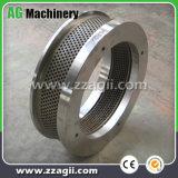 Machine van de Korrel van het Zaagsel van de Molen van de Korrel van de Biomassa van de Matrijs van de Ring van de Fabrikant van China de Houten voor Verkoop
