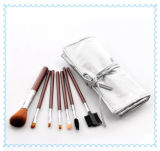 2015 Grossiste 10PCS Golden Synthetic Kabuki Makeup Brush