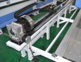 Macchina di legno di CNC del router dei 4 impianti di asse 3D con l'unità rotativa