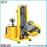 Mostrador funcionamiento de la balanza tambor de acero inoxidable rotador Yl800