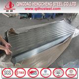 Nullflitter-Zink-überzogenes langes Überspannungs-Dach-Stahlblatt