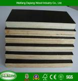 防水および黒いまたはブラウンのフィルムが付いている高品質の保証の構築の合板