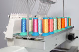 Nuevo ordenador de sobremesa bordado tapa Tapa plana de la máquina para T-Shirt bordados