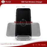 Caricatore senza fili del telefono veloce del basamento con lo standard del Qi per il iPhone 8/8 di Plus/X