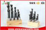 Barras de perfuração com ponta de ferramentas