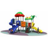 La Chine Professional Fabricant usine enfants Diapositive en plastique de terrain de jeux extérieur