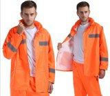 Reflektierende antistatische Sicherheits-schützendes Arbeits-Kleid des Großverkauf-3m