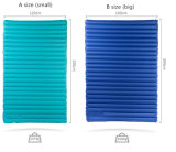고품질 경량 휴대용 자기 패드 Airbed 매트
