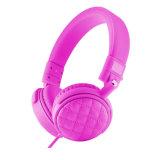 Écouteur rotatif coloré de musique avec MIC (OG-MU568)