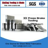 Плашки Gooseneck, пунш тормоза давления, инструменты тормоза давления