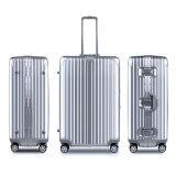 Il blocco per grafici di alluminio delle coperture della cassa dura del carrello continua i bagagli