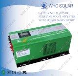 Inversor de baixa frequência 3000W da potência solar de onda de seno da fora-Grade