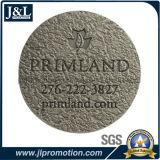 La moneta in lega di zinco del metallo di promozione della pressofusione