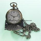 Hot Sale Quartz Alloy montre de poche avec cerf