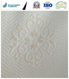 Tessuto di lavoro a maglia del poliestere del jacquard di stile semplice