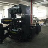 Doppia stampatrice di Flexo di colore di colore due (serie di YT)