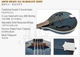 Mandolin прокатанный цветом тела тавра Aiersi электрический Maa001e