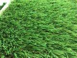 Cの形のカスタマイズされた人工的な草