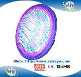 Yaye 18 heißes des Verkaufs-30W RGB LED PAR56 LED Unterwasserlicht Pool-des Licht-/PAR56 LED mit 2 Jahren Garantie-