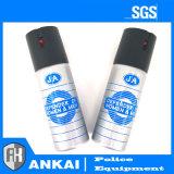 spray au poivre de garde de sécurité 60ml pour la protection personnelle