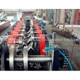 Entraînement hydraulique du moteur C / Z Machine de formage de rouleaux Purlin