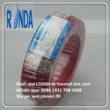 Collegare elettrico di rame piano gemellare isolato PVC