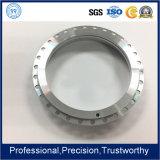 Высокая точность филируя части CNC частей Alumium подвергая механической обработке