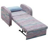 アパートの単位の家具のためのベッド付きのすべてのMetralフレームファブリックソファー