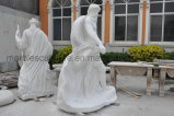 Statue en marbre