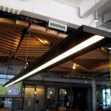 Alp15023 위원회 빛 LED 천장 빛 알루미늄 단면도