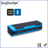 4000mAh banco de Potência Mini alto-falante Bluetooth (XH-PS-624)